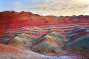 Rainbow Mountains, Gansu, China-min