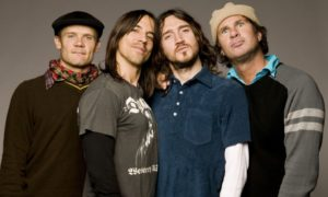 Red Hot Chili Peppers Band